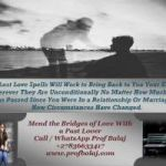 Psychic Love Spells to Get back Lost Love Call +27836633417