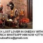 Bring back lost love in Usa canada france south africa +27710730656