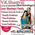 Ω wife Love problem +91- 8094189054 Love problem solution specialist .