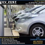 Electric Vehicle Charging Station manufacturers exporters suppliers distributors dealers in India
