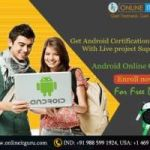 Android Online Training |Enroll now for free demo get 30% offer