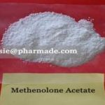 98.6% Primobolan Methenolone Acetate Steroid Raw Powder