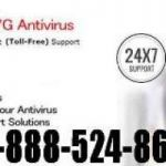 AVG Antivirus Toll Free Number 1-888-524-8675