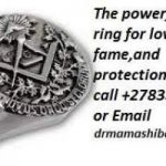 magic #$%^&ring with powerful voodoo money spells.love fame ,business and luck +27833147186
