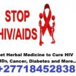 Find the cure for HIV AIDS +27718452838 Natural Herbal Permanent Remedies For Aids.