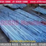 Rolled Threaded Bars