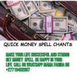"{[Stop being ""BROKE"",Call+27710482807 For ""MONEY SPELL"" n Get Rich in no minute]}"