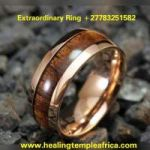 Extraordinary Powerful magic ring By Dr. Magoba (Top African spells caster and traditional healer )