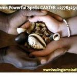 Prolific  Black magic voodoo spells, witchcraft spells caster  Dr. Magoba  (Top African spells caster and traditional healer )