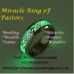 Miracle Magic Ring for Pastors Healing Miracles Powers  +27762900305