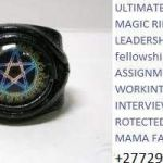 ''Top'' Super Powerful Magic Rings to make Money, Prophecy, Miracles and Protection in Botswana Lesotho South Africa