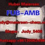 Research chemical  fub-amb amb-fubinaca brown powder legit China(judy@maiersen-chem.com)