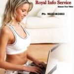 Royal Info Service Offered.....