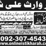 Canada 0nline Black magic specialist Astrologer in Pakistan Free real Amil baba in Lahore, Karachi, Islamabad.+923074543457