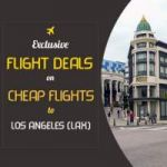 Cheapest Airfares on Los Flight Tickets!