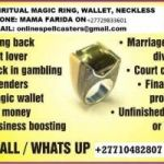 Magic Ring with Oracles Powers for Lost Love, Instant Money Spell Pastors Miracles +27710482807 South Africa