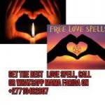 100% = Excellent Lost Love Spell Caster and Traditional Healer Mama Farida +27710482807 Botswana Oman Kuwait South Africa