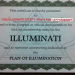 Join The Most Substantial Illuminate Brotherhood & Get Lavish/Famous,Money and Powers.+27710482807.South Africa,Swaziland,Botswana,Namibia