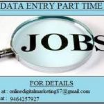 Job For Boys/girls Part Time Work per assignment