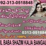 kala jadu expert in pakistan real black magic specialist baba  +92.313.0518848