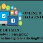 We are Recruiting Candidates for Offline Typing and Online Ad Posting Jobs.