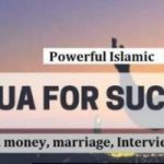 Dua For Success in Life and Hereafter
