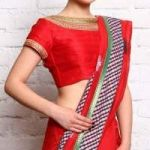 Trending Saree Blouse Designs Online Shopping At Mirraw