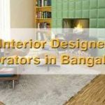 Best Interior Designers & Decorators in Bangalore