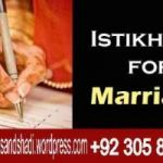 Save Your Life Before Getting Married by Istikhara for Marriage