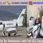 Use Top and Reliable Air Ambulance from Chennai