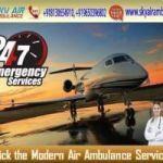 Pick Air Ambulance from Bhubaneswar with Experienced Medical Staff