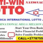 HOW TO WIN THE LOTTERY TICKETS JACKPOT FOR MONEY +27787556604 BOOST BUSINESS,INCREASE INCOME IN USA,CANADA