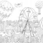 hand drawn wallpapers for Kids