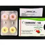 Kamagra Polo Chewable Tablets ED solution for men's