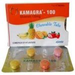 Kamagra soft chewable for men's ed problems with solution