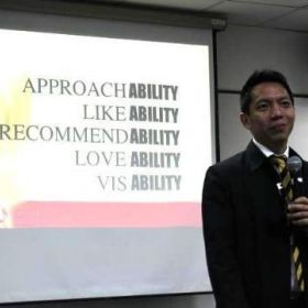 Best Speaker and trainer Malaysia
