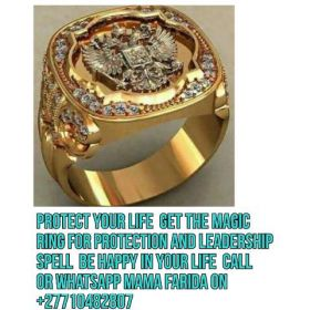 {Ancestral Super Magic Ring of Miracles For Pastors, Leaderships }+27710482807.South Africa,Namibia}