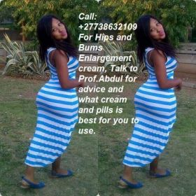Hips and Bums Enlargement Cream and Pills in Durban, Rustenburg, Tshwane, Northern Cape, +27738632109