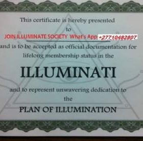 """""""Join the Most Respected & Richest Illuminate Society & Get Rich Immediately"""".call+27710482807.South Africa,Namibia,Sudan,Congo,Algeria"""