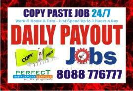 Online Daily Payment Job Tips Copy Paste Job To Earn Cash from Home