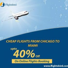 Avail Best Offers On Cheap Flights From Chicago To Miami