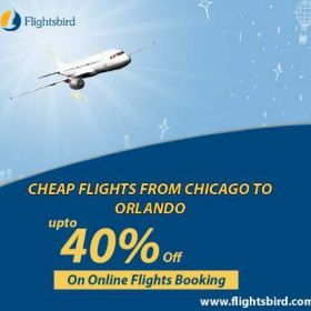 Grab Hot Deals On Cheap Flights From Chicago to Orlando