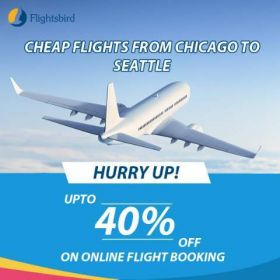 Special Offers- Book Your Cheap Flights From Chicago to Seattle