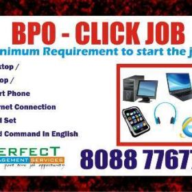 BPO work Bangalore Home Based work | Daily Income Rs. 600/-  | smart phone work