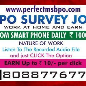 Work at home job Tips to Make Daily Income Rs. 1000/- from Home