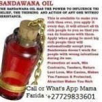 Sandawana Oil for Business Attraction,Fame,Richness and Return Lost Love +27729833601 South Africa