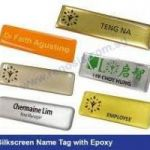 Buy Metal Name Tags at Best Price - Renosis