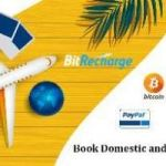 Bitrecharge-Book Domestic and International Flights & Hotels