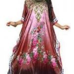 Buy Satin Kaftan Dresses with amazing discounts with 50% off