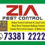 Zia Pest Control Service Treatment Cockroach | Bed Bugs Treatment | 73381 22228 |